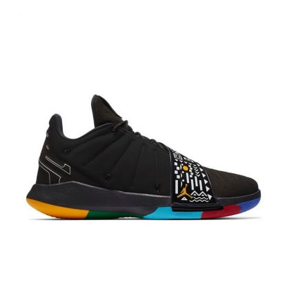 best supplier factory authentic many fashionable Hot Sale Jordan CP3.XI Black/Red/Orange Mens Basketball Shoe - air max  shoes girl - Q0201