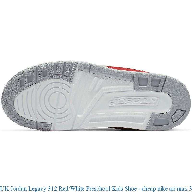 30bce37d8795 UK Jordan Legacy 312 Red White Preschool Kids Shoe – cheap nike air ...